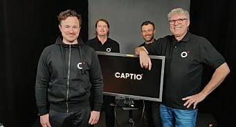 Captio henter fra Dagbladet TV og NRK