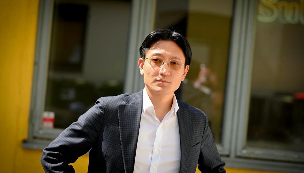 Redaktør i Subjekt, Danby Choi