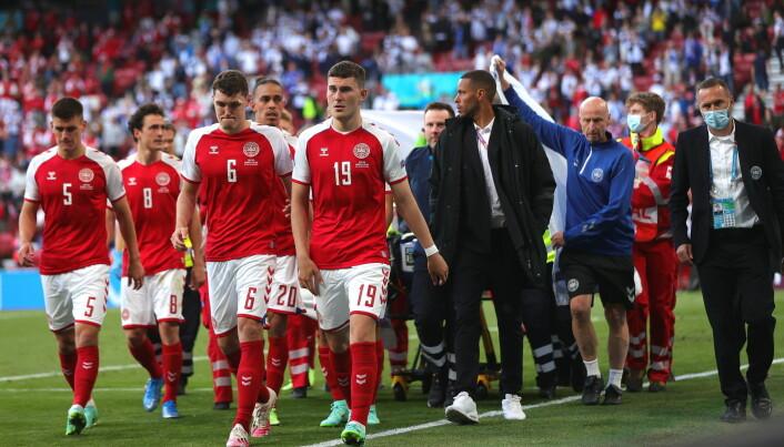 NRK-topp ut mot UEFA etter skrekk-bilder fra EM: – Vi er sterkt kritiske