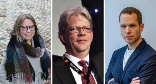 Disse tre BT-journalistene vant Gullparaplyen