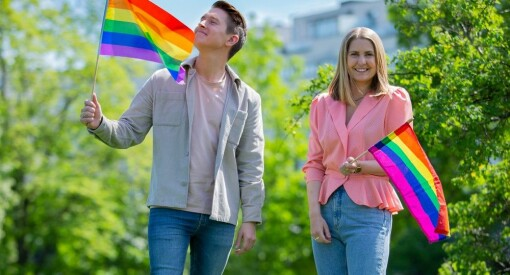 NRK med historisk Pride-sending: – På høy tid