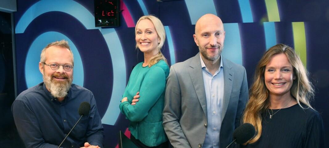 NRK vraker Alltid Nyheter-navnet etter 24 år. Dette skal den nye radiokanalen hete