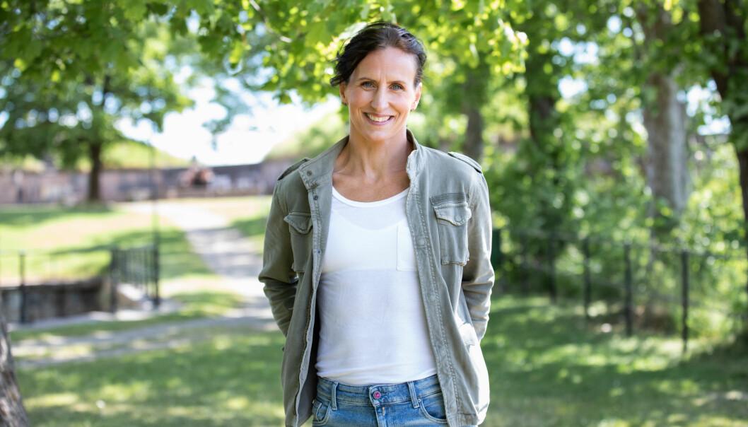 Marit Bjørgen (bildet) blir ny programleder for «Landskampen» på TV 2, som i høst går inn i sin tredje sesong. Bjørgen skal danne programlederduo med svenske Gunde Svan.