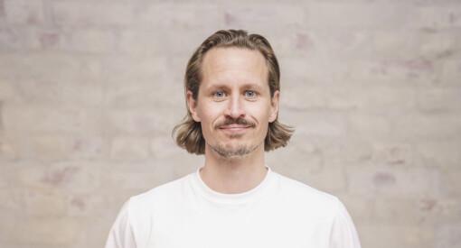 Lars Eide (34) får fast jobb i NTB-Sporten: – Lærer noe nytt her hver dag