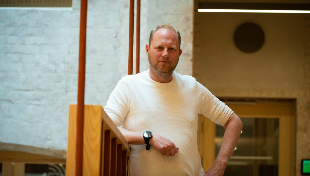 Tomas Bruvik, generalsekretær LLA