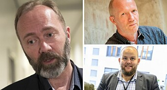 Avviser Trond Giskes forslag om tvunget ledermodell for mediehusene: – Alvorlig inngripen
