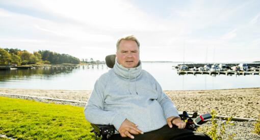 Dagfinn Enerly reagerer på bildebruken fra ulykken hans: – Kynismen er at desken skal få dette til å selge