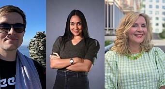 Disse er nye medlemmer i NONA-styret: Henter fra NRK, NTB og DN