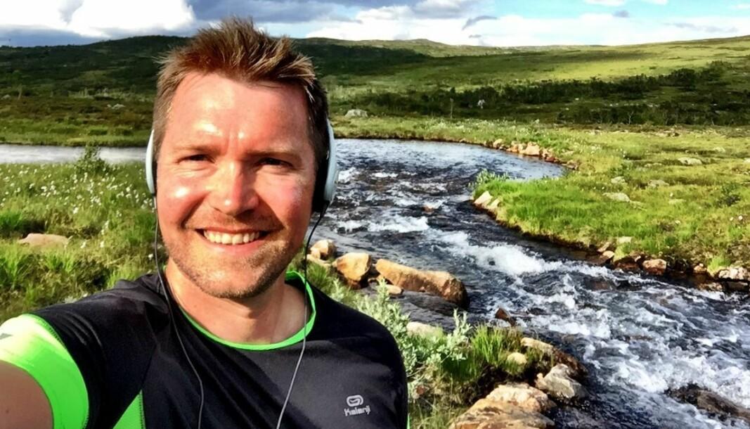 Kristian Oma planlegger å besøke Hardangerfjorden, Bergen, Hallingskarvet og Vesterålen i løpet sommeren.