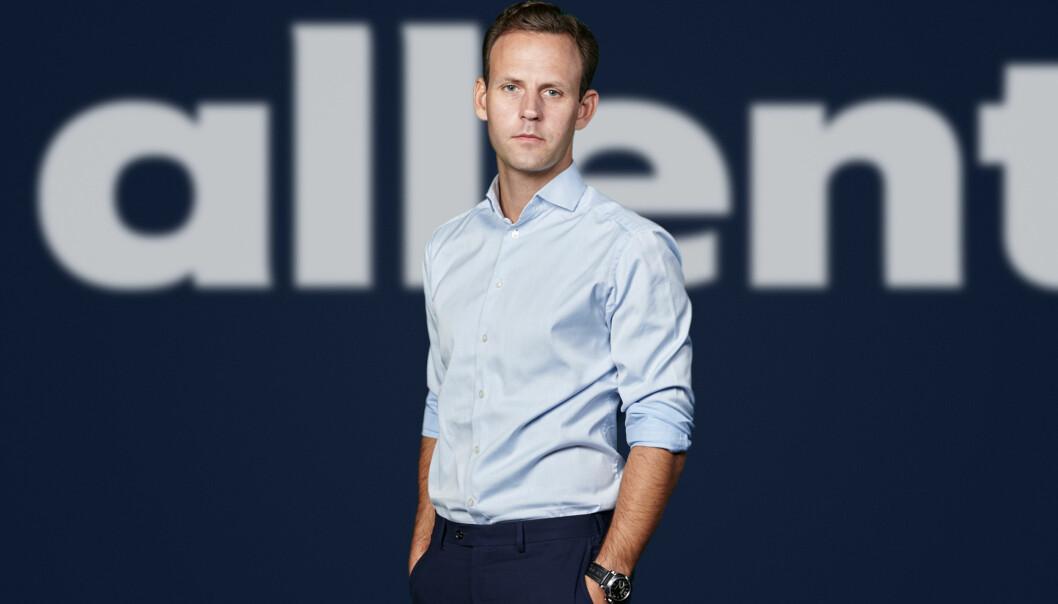 Jonas Gustafsson blir ny administrerende direktør Allente.