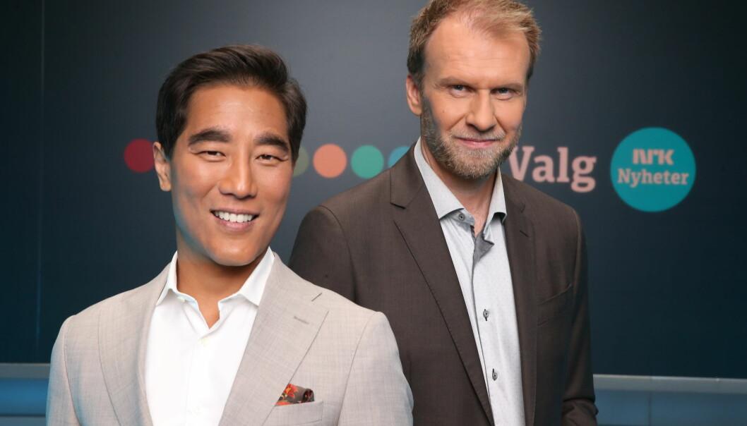 Debattledere er Fredrik Solvang og Atle Bjurstrøm.