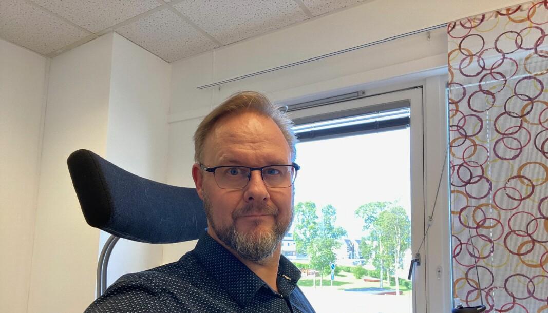Kjetil Martesønn Skog er lettet over at bemanningskrisen han stod overfor for et par uker siden nå er avblåst.