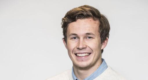Mats (26) får fast jobb i VG Sporten: – En kjempesignering