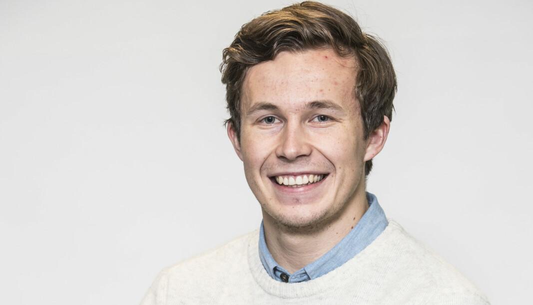 Mats Øyvind Jacobsen Artnzen får fast jobb i VG.