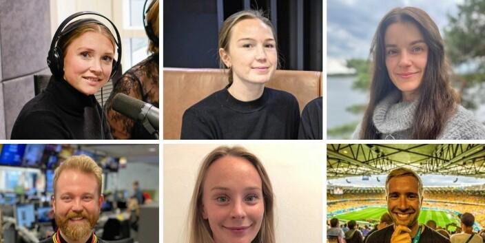 VG ansetter seks nye journalister til sin podkast-redaksjon
