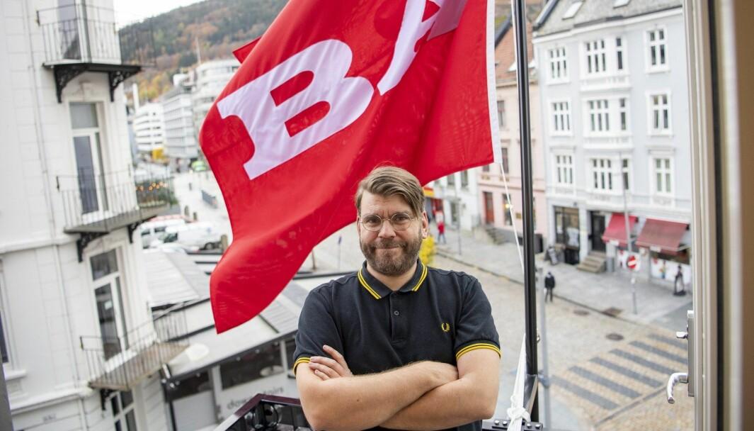 BA-redaktør Sigvald Sveinbjørnsson skal kjøre opp denne sommeren.