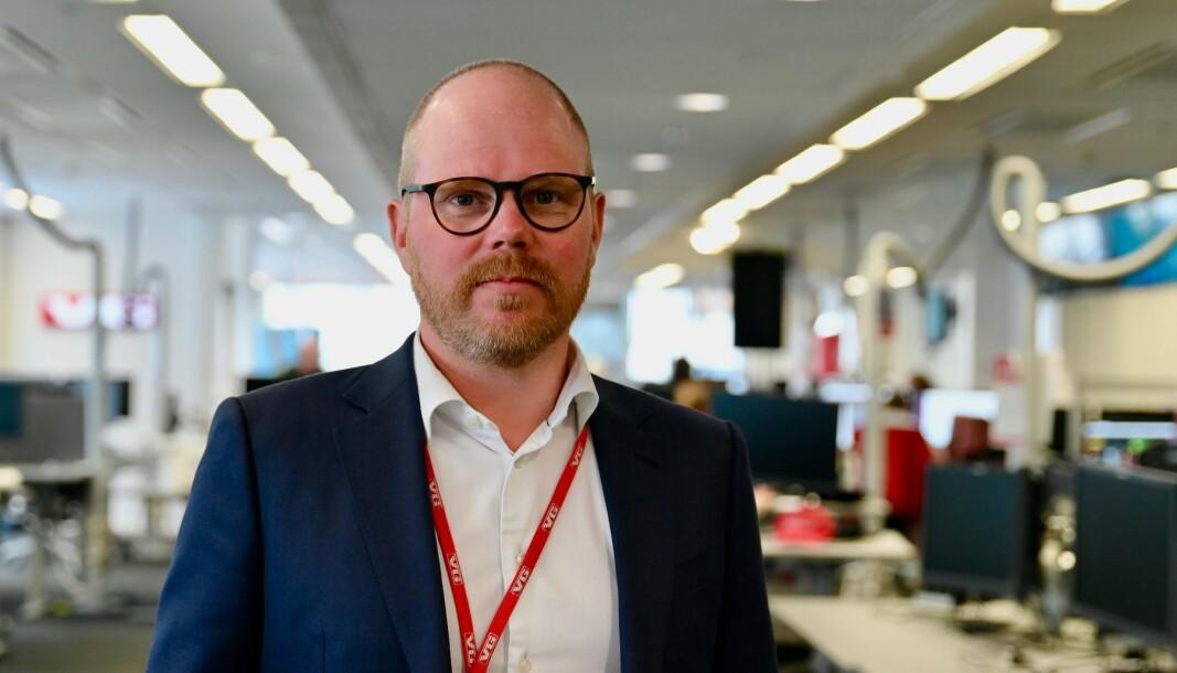 VGs sjefredaktør og administrerende direktør, Gard Steiro, mener hele mediebransjen kan ta lærdom av debatten som har oppstått omkring Amedia.