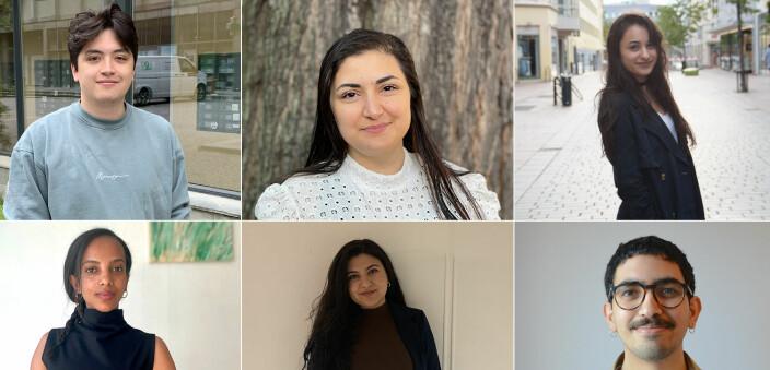 Dette er årets NRK FleRe-stipendiater