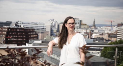 Ariane Grumstad er NHSTs nye direktør for data og teknologi