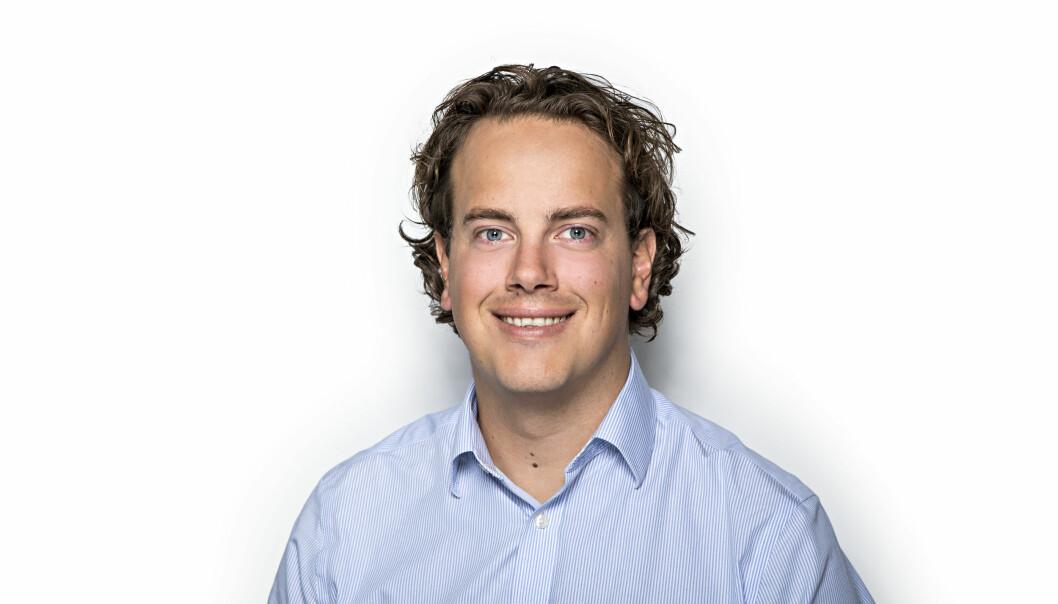 Magnus Aabech forlater NTB. Nå skal han bli produkteier i Amedia.