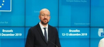 EU-presidenten: – En forbrytelse mot journalistikk