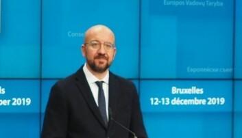 EU-presidenten fordømmer journalist-attentatet i Amsterdam
