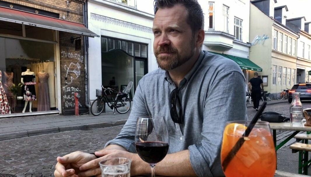 Henrik Brattli Vold blir utviklingsredaktør i Khrono.