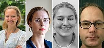 Forsvarets forum henter fra VG, Aftenposten og TV 2