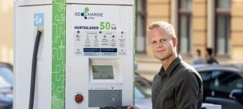 VG gir gass og satser på elbil