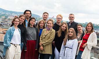 Vårt Lands sommervikar-kurs ga uttelling: – En helt fantastisk gjeng