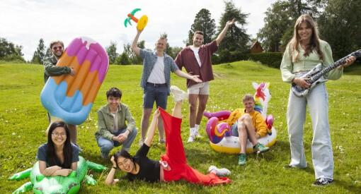 Disse åtte vikarene har overtatt NRK P3 i sommer: – En fryd for øret