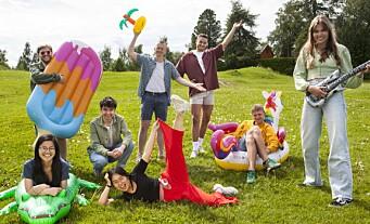 Disse åtte har overtatt NRK P3 i sommer