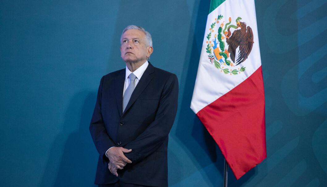 Andrés Manuel López Obrador lovet å beskytte journalister da han ble president i Mexico i 2018.