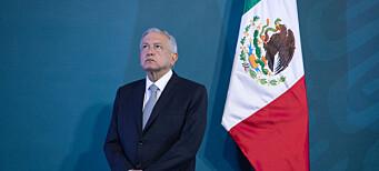 Mexico: 111 aktivister og journalister drept siden 2018