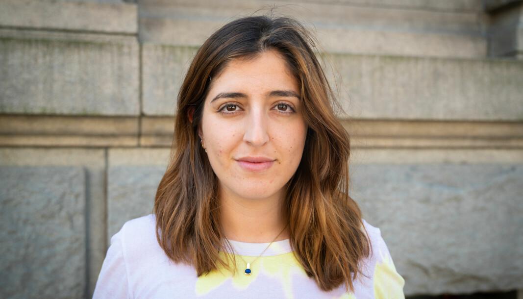 Lara Rashid er VG-journalist og overlevde terrorangrepet på Utøya 22.juli 2011.