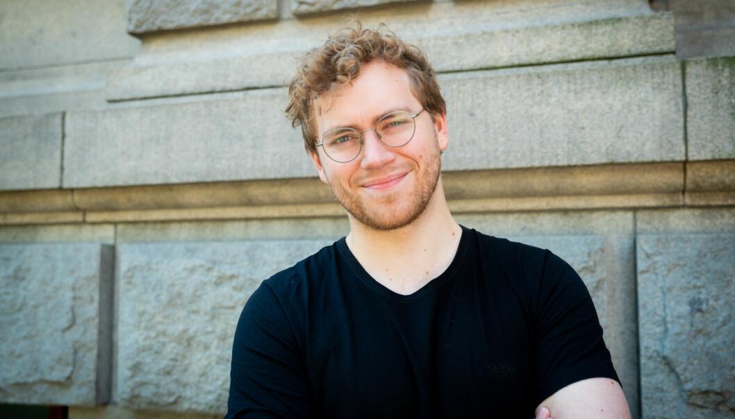 VG-journalist Martin Lægland er stasjonert i Oslo, men mener gode saker finnes i hele Norge.