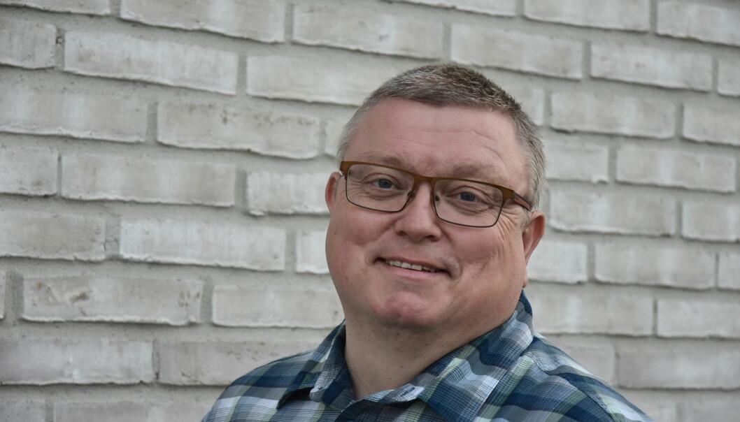 Ole Petter Pedersen bytter ut Teknisk Ukeblad med NHST.