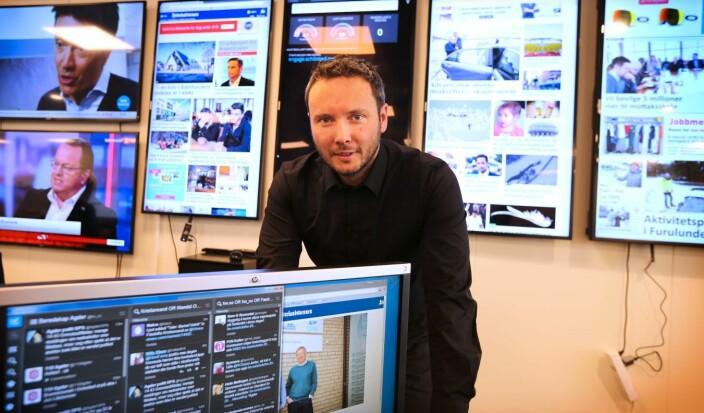 Fevennen satser mer på undersøkende journalistikk - utvider sin gravegruppe