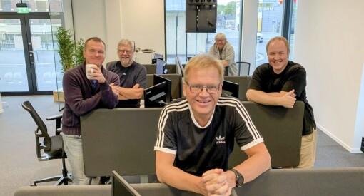 Porsgrunn Dagblad fornøyd med fjorårets tall: Opplever eksplosiv vekst i år