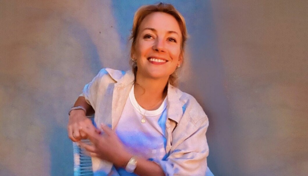 Aftenposten-journalist Hanne Christiansen gikk på en frontsmell tidligere i år.