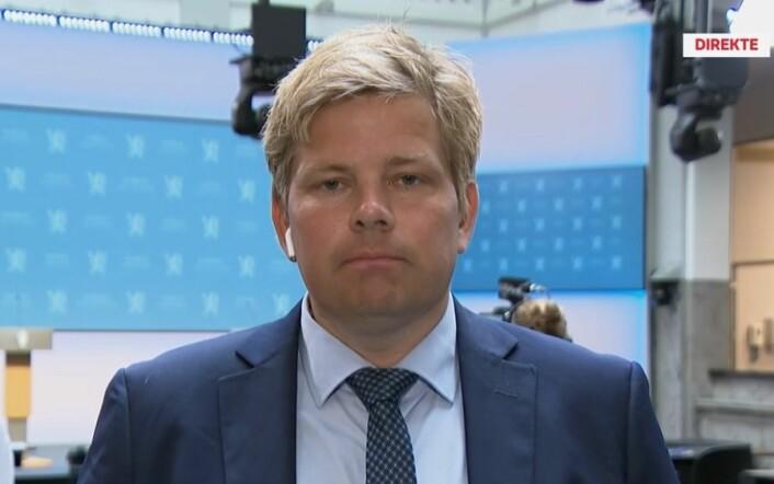 Peter Svaar har jobbet som reporter i NRK i mange år.