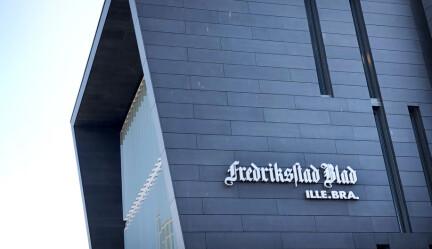 Fredriksstad Blad tapte millioner i annonseinntekter på stengte grenser