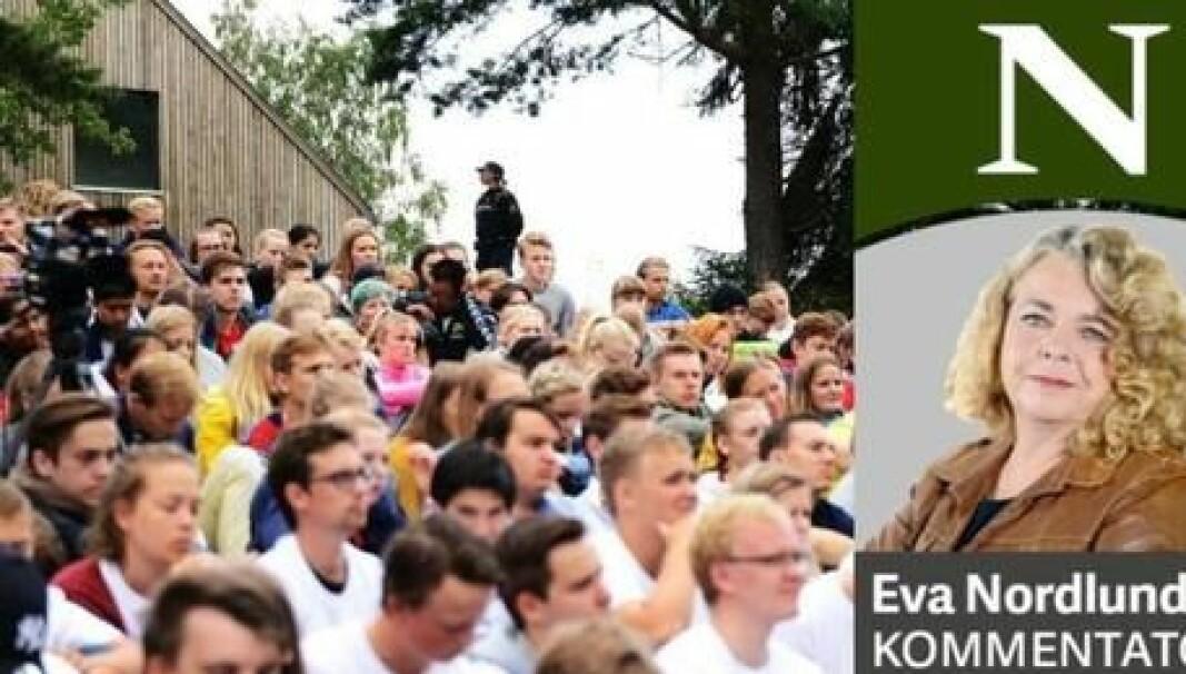 Eva Nordlunds kommentar