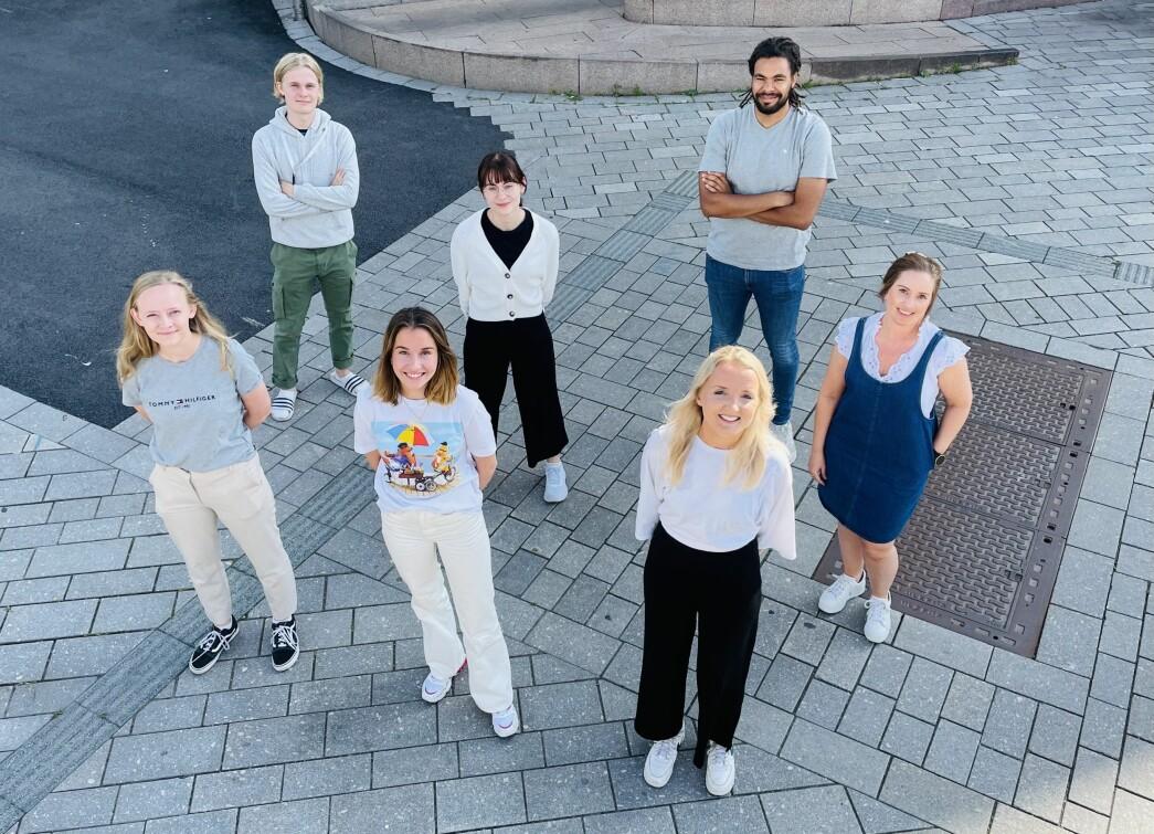 Her er årets sommervikarer i Drammens Tidende: – Har et stort ansvar