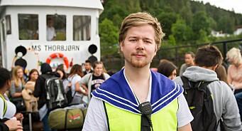 Johannes var på MS Thorbjørn: – En beklagelse vi har ventet veldig lenge på
