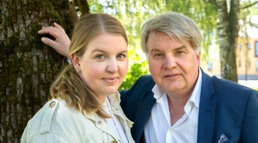 OA-redaktøren gikk fra journalist til far på sekunder: Roser norsk presse etter 22. juli
