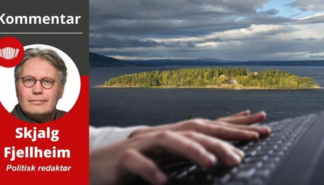 Norsk presse må avvise kravene om å revidere journalistikken etter 2011