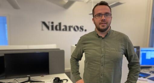 Lorns Bjerkan gir seg som klubbleder i Nidaros - blir sjefredaktør i Steinkjer24: – Har vært en krevende periode