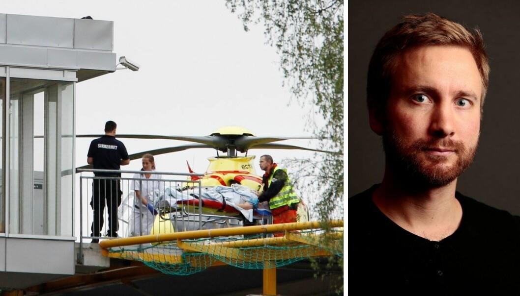 NTB-fotograf Håkon Mosvold Larsen mener de viktigste bildene fra 22. juli aldri ble tatt.