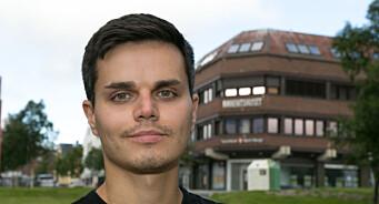 Roman Prokopenko er ny journalist i Finnmarken
